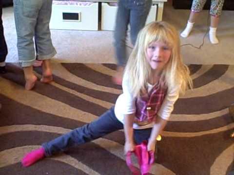 Tiara's rock star 7th birthday party