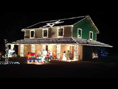 Christmas Vacation Light Show