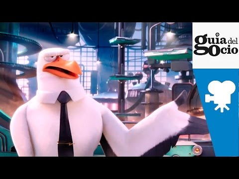 Cigüeñas ( Storks ) - Teaser Trailer español