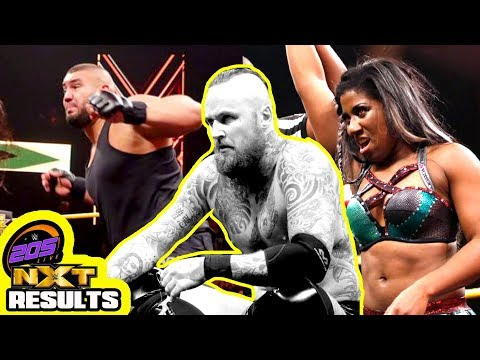 AOP RETURN!! WWE NXT & 205 Live Review- Going in Raw Wrestling Podcast Ep 304