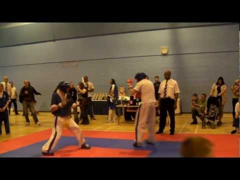 ECKA Tipton Open Light continuous Ken Morley Fight 2 Vs ...
