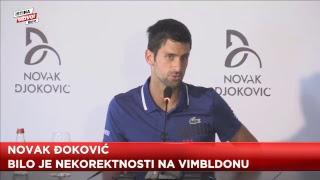 (KURIR TV UŽIVO) Đoković saopštava važnu odluku! Kada će Novak ponovo igrati?