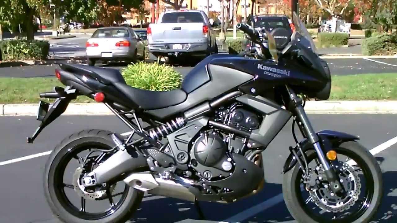Contra Costa Powersports-Used 2012 Kawasaki Versys 650cc