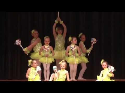 Langlois - Racine Dance  5-20-16
