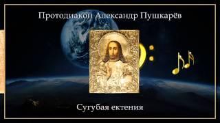 видео: Протодиакон Александр Пушкарёв - Сугубая ектения