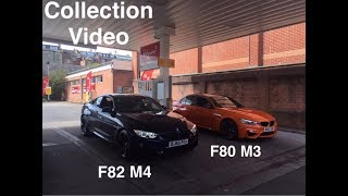 Collection Video ! Picking up my Individual Fire Orange F80 M3 and my friends F82 M4!