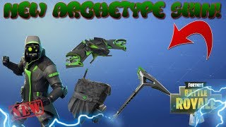 "*NEW* LEAKED SKIN ""Archetype"" FULL SET WITH 3D PREVIEW 