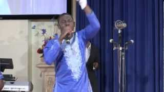 Bami See Yoruba Prayer Meeting With Pastor Debo Adegoke. Title:Ji Mi Dide ( Part 1)
