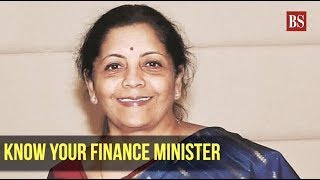 Know your Finance Minister
