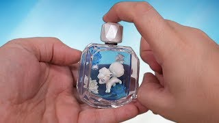 Opening 10 Official Pokemon Mystery Perfume Bottles!
