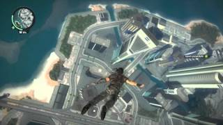Just Cause 2 Xbox One Epic/Funny Moments Free Roam Gameplay