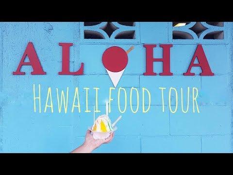 [HAWAII] ULTIMATE OAHU FOOD TOUR - BEST FOOD SPOTS!