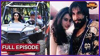 Salman's 52nd Birthday Celebrations In Panvel | Ranveer To Romance Sara In Simmba? & More