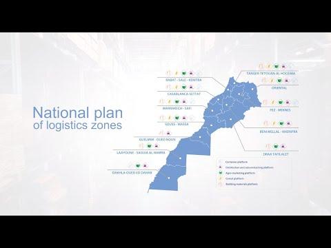 Presentation of the Moroccan Agency for Logistics Development (AMDL)