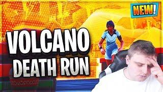 Fortnite Volcano DEATH RUN