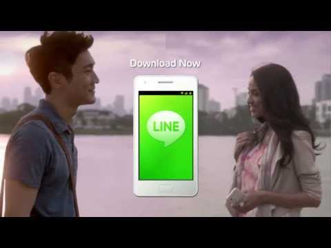 LINE TVC - Express Your Feelings (Indonesia)