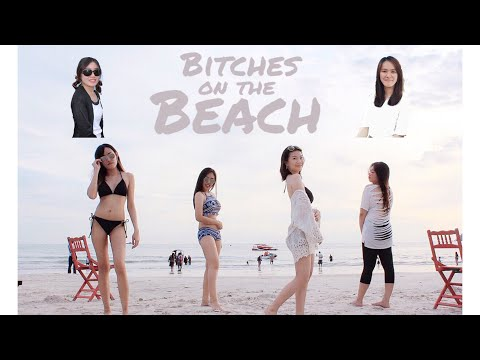 Bitches on nude beach