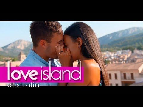 Grant's romantic proposal to Tayla | Love Island Australia 2018