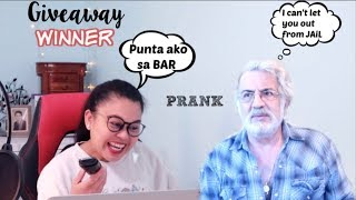 Gambar cover $100.00 WiNNER + WALANG PAKi si TOMMY - ( Fil-Am Vlog )
