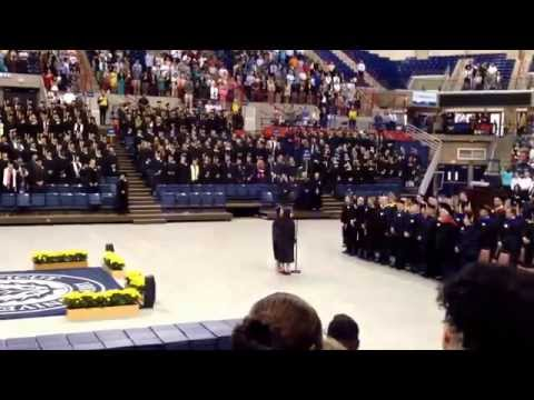 UCONN 2014 CANR Commencement