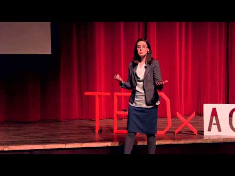 Campus Sustainability: A Lightbulb Moment | Caitlin Marsh | TEDxAlmaCollege