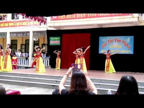 Hòa Khí Việt Nam - Lớp 10D2 - Trường THPT Triệu Sơn 3