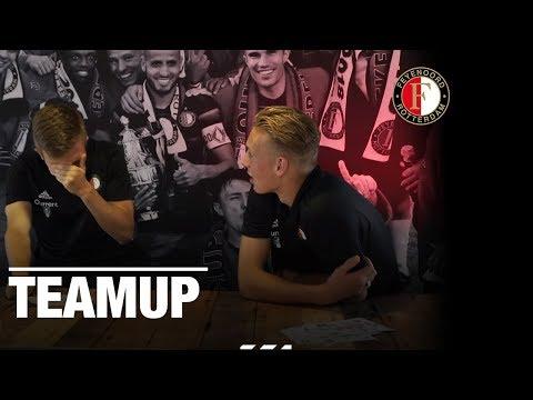 TEAMUP #6 | Dylan Vente en Ramón ten Hove