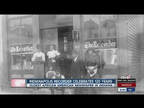 Indianapolis Recorder Newspaper Celebrates 120 Years