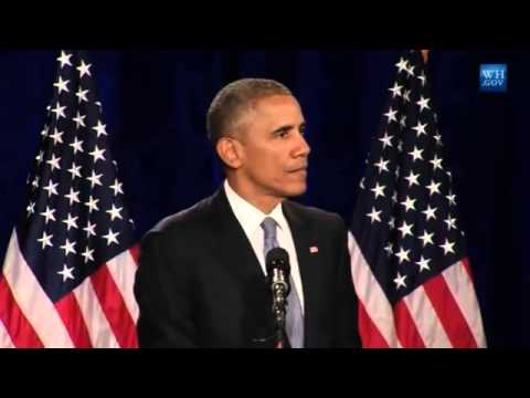 Obama: I've Been Talking About Income Inequality 'Since Before It Was Cool'