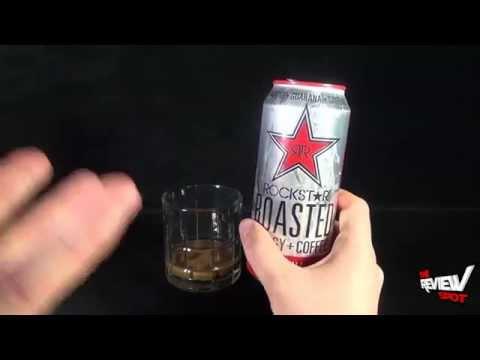 Random Spot - Rockstar Roasted Energy + Coffee Mocha Energy Drink