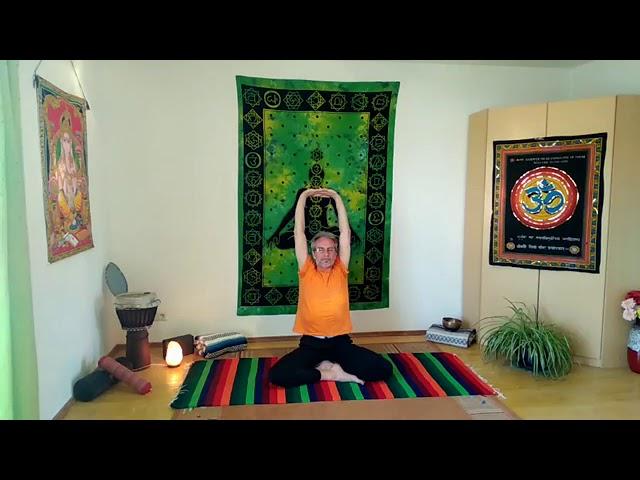 Yoga clásico en espaniol