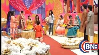 Serial Yeh Rishta Kya Kehlata Hai Mehendi Ceremony Special