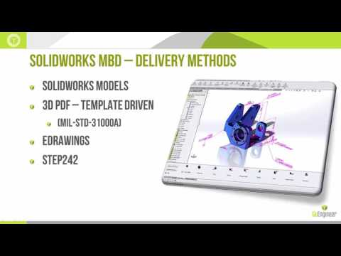 SOLIDWORKS MBD - Geometric Dimensioning and Tolerance Webinar