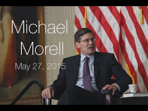 Nixon Global Forum with CIA Insider Michael Morell