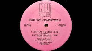 Groove Committee II - I