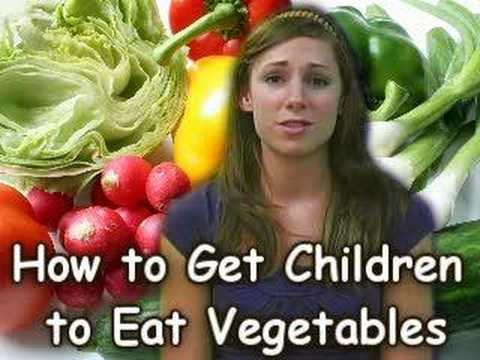 How To Trick Kids Into Eating Veggies - Nutrition By Natalie