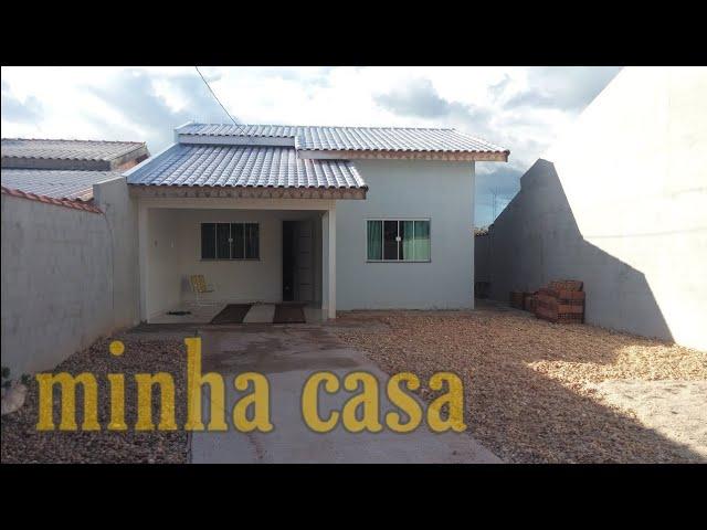 Construí Minha Casa Com 50 Mil Reais Quase 70m Youtube