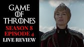 """Game of Thrones Season 8 Episode 4 """"The Last Of The Starks"""