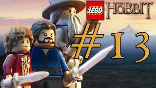 [Let's Play #13] LEGO The Hobbit PL - Grobowce Nazguli