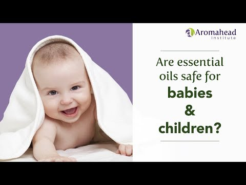are-essential-oils-safe-for-babies-and-children?