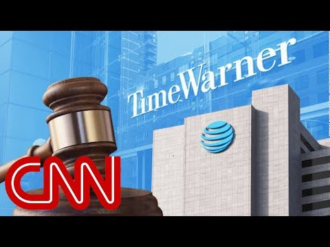 AT&T-Time Warner merger approved