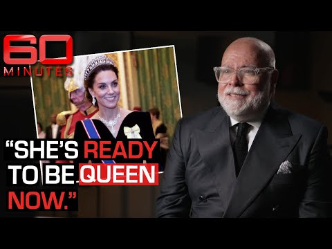 The rise of Kate Middleton: why she is desperately needed by the Royal family   60 Minutes Australia