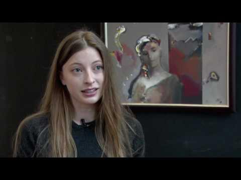 Exposición Formas y Contemplación de Isadora Herrera Doukh