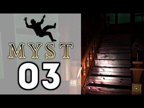 realMyst: Masterpiece Edition (EP03) Powering the Broken Stoneship [1080p]
