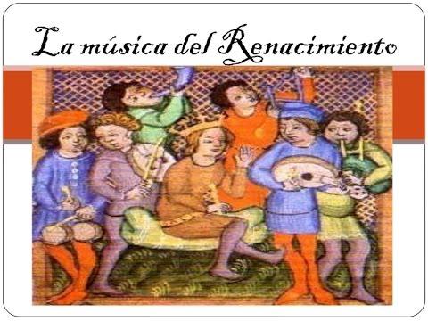 Historia de la Música - En el Renacimiento / Music -  In the Renaissance