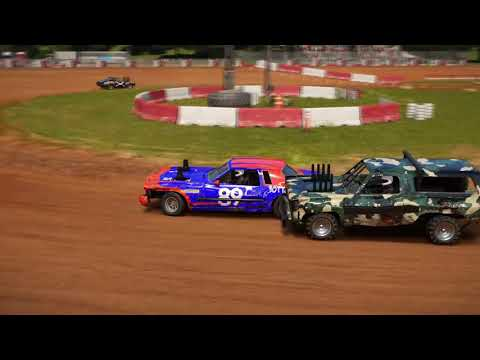 Wreckfest_20190901171416 Bloomfield Speedway Figure 8 Heat 2 09.01.2019