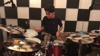 Baixar Labyrinth : Hiromi The Trio Project, Drum Cover by Raghav (13 year old drummer)