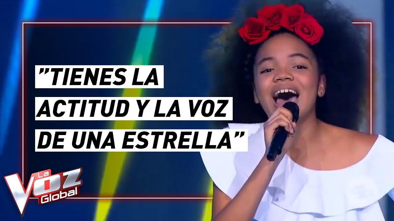 Ella le puso SABOR y RITMO a La Voz Kids cantando VALLENATO | EL CAMINO #43