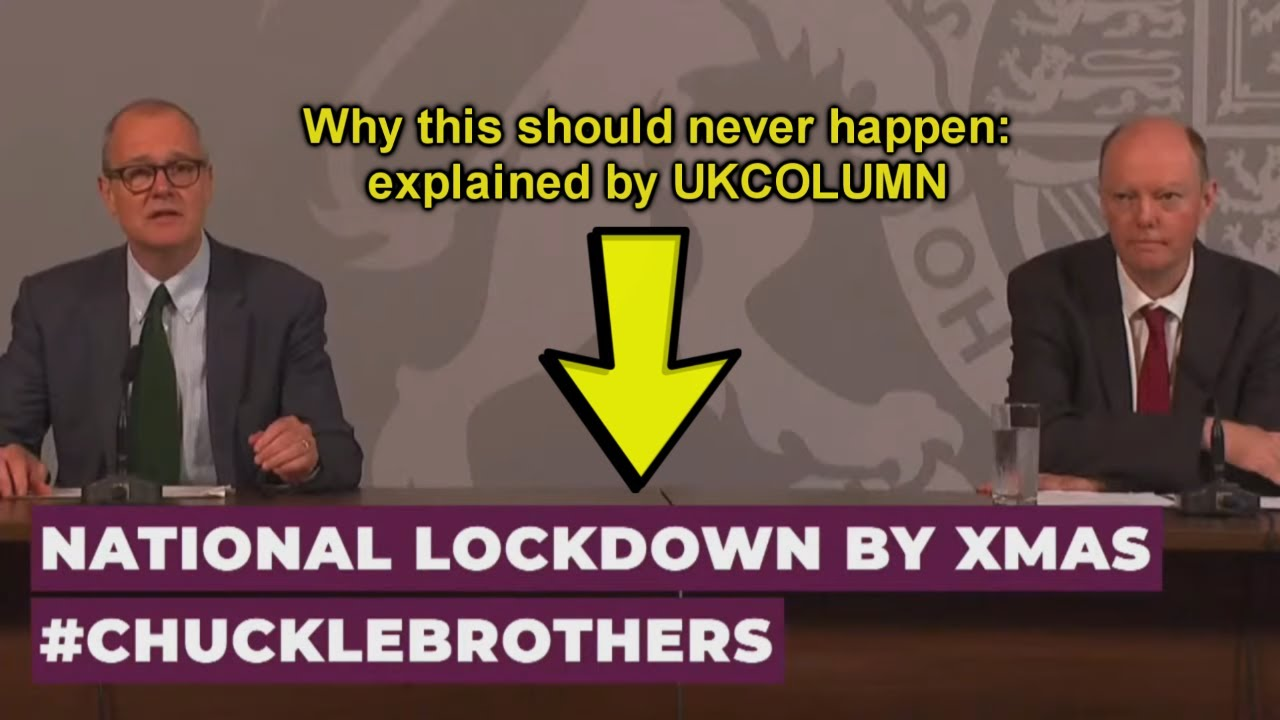 National Lockdown: why it should never happen (as described by UKColumn)