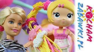 Imprezowe Fryzury - Barbie & Betty Spaghetty - Bajki dla dzieci